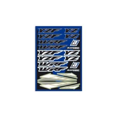 Aufkleberset Logo Kit Yamaha