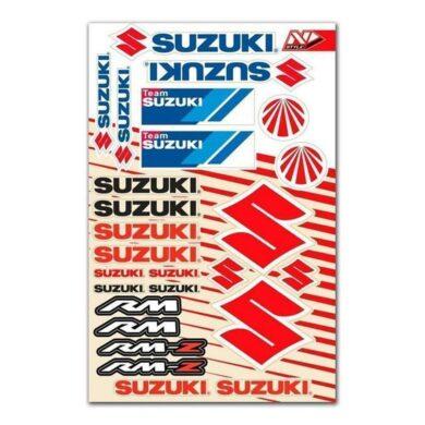 Suzuki universal Stickerkit